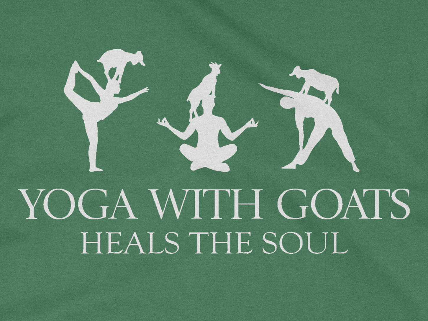 Yoga With Goats Heals The Soul