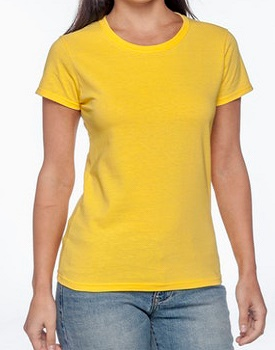 Daisy Yellow Shirt